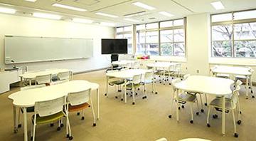 中学生用学習室「学びの森」