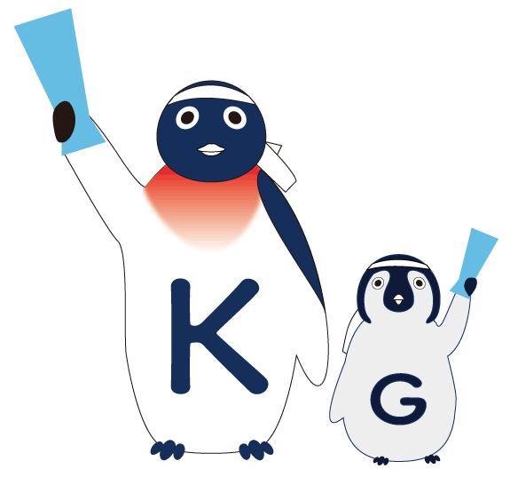 佼成ペンギンキャラクター