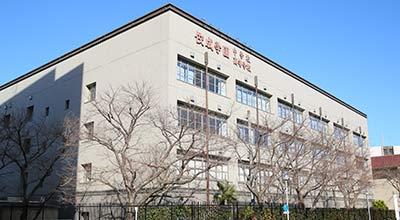佼成学園校舎